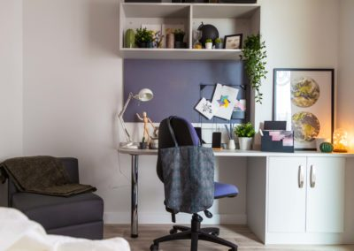 Studio Desk Space 2